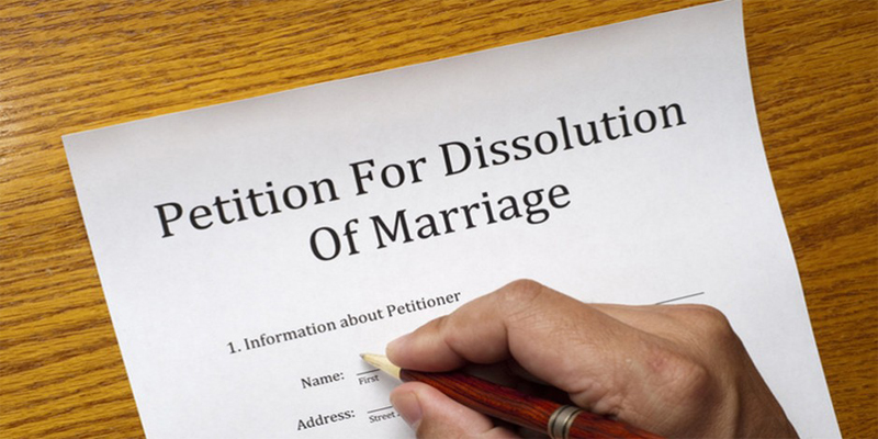 Dissolution of Marriage in North Carolina