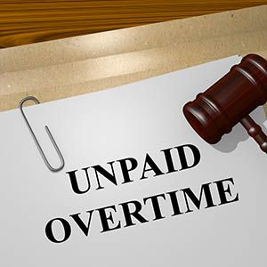 Wage and Overtime Disputes